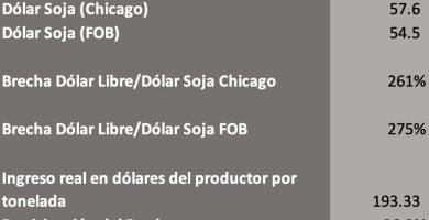 precio soja rosario disponible hoy dolar soja mayo 2021
