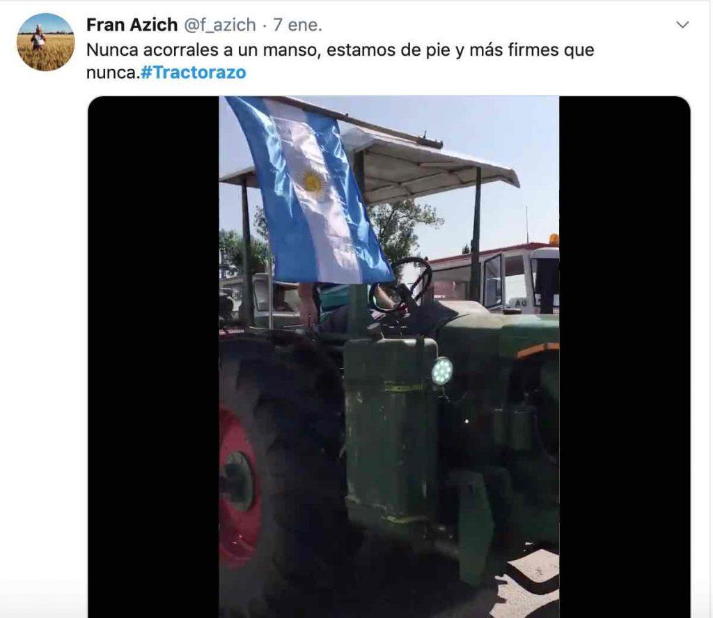 tractorazo pergamino nomasmansos