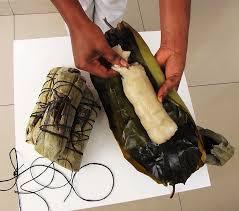 foto de pan de mandioca